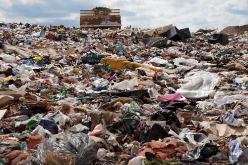 landfills create methane emissions