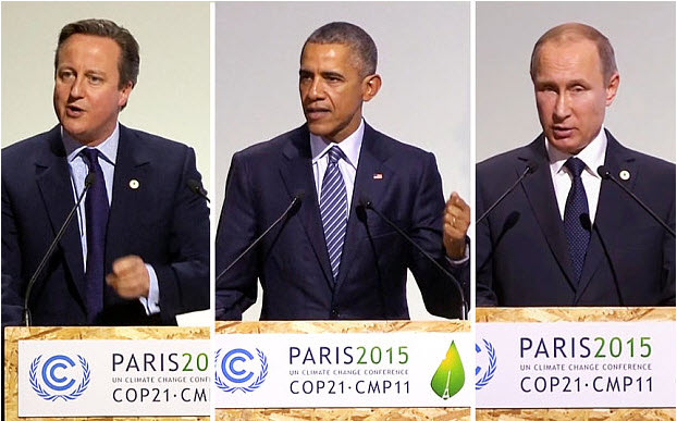 Climate Change Summit Needs Waste Force